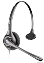 Plantronics Over the Head Head Set with Noise Canceling PL-HW251N  $84.99